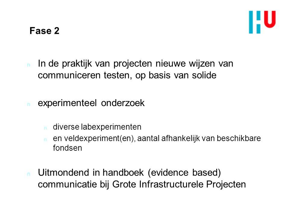 Evaluaties (2) n Pre- en post test onderzoek: n Vaak onnatuurlijke setting n Testbias n Focusgroepen: groepsprocessen n Hoe moet het dan wel?