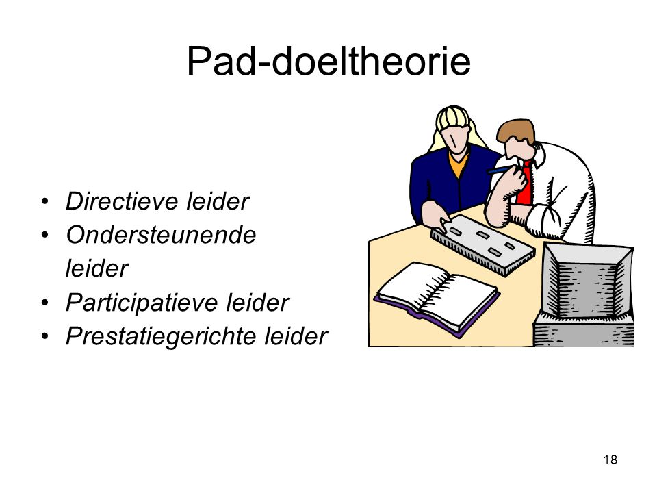 19 Pad-doeltheorie