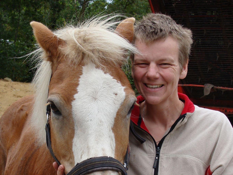 • De rol van het paard is om vooral paard te zijn.