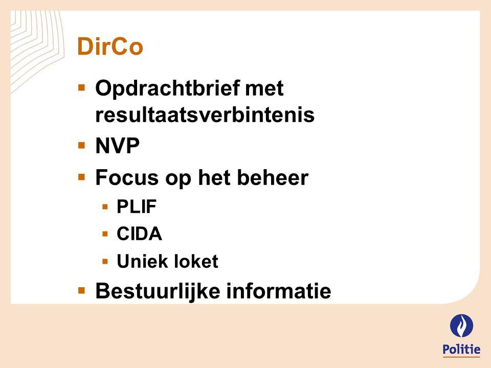 CG  Ops en Org strategie  CGSU DGJ  CIC en CIK DirCo  CGO DGR  Communicatie  Internationale relaties  Dagelijks beheer