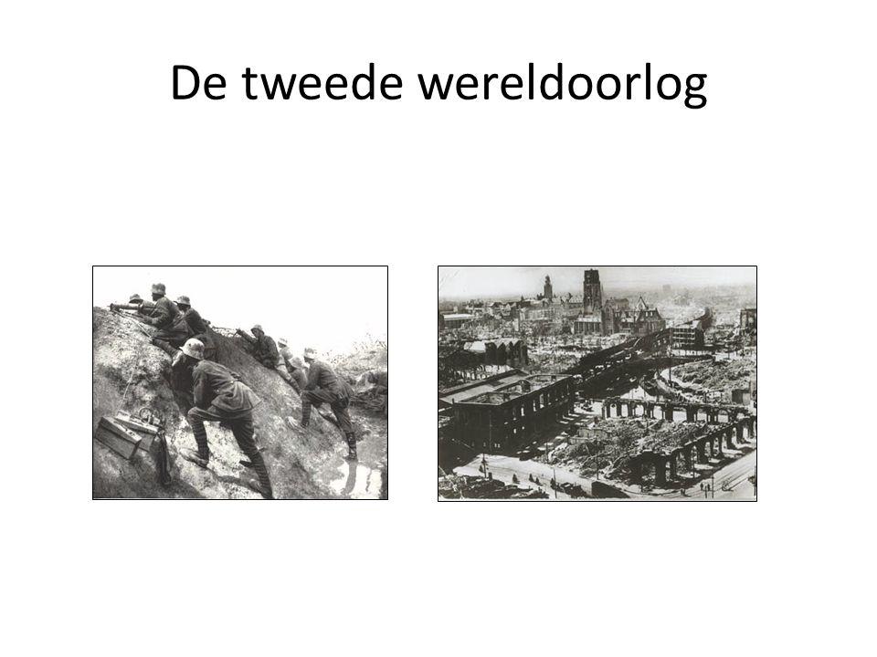 3 lessen: 1.De oorlog in Nederland 2.Nijmegen in de oorlog 3.Mevrouw van Dijk komt vertellen over haar ervaringen.