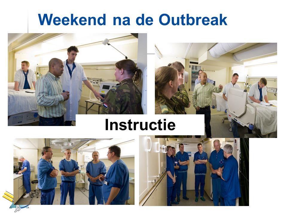 Instructie Weekend na de Outbreak