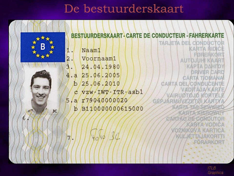 ITLBGraphics De bestuurderskaart