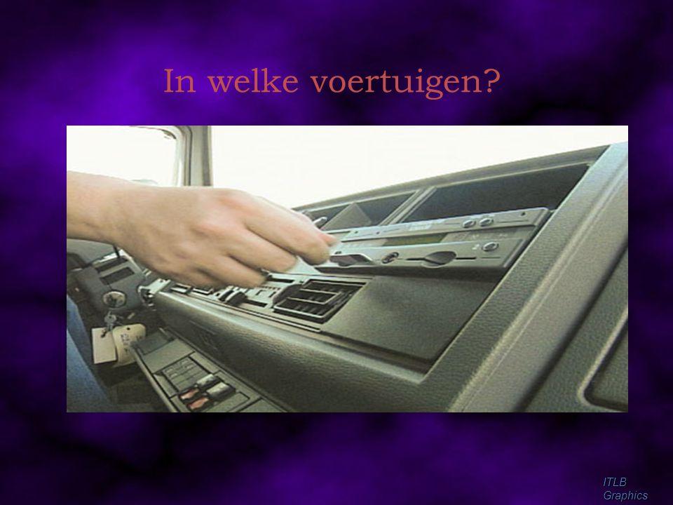 ITLBGraphics In welke voertuigen?