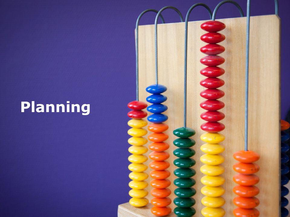 Passend onderwijs Planning