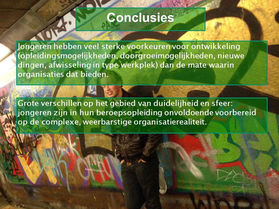 Kom verder. Saxion. Conclusies Jongeren hebben veel sterke voorkeuren voor ontwikkeling (opleidingsmogelijkheden, doorgroeimogelijkheden, nieuwe dinge