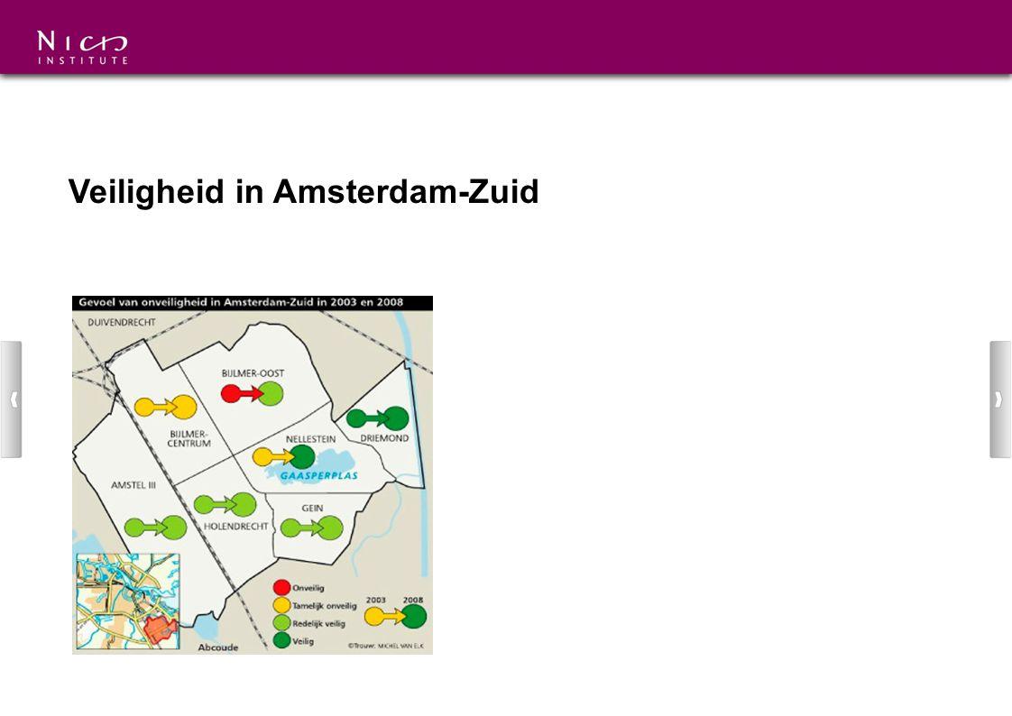 Veiligheid in Amsterdam-Zuid