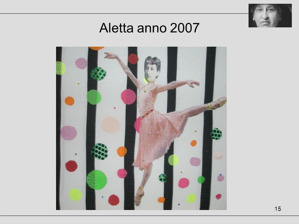 15 Aletta anno 2007