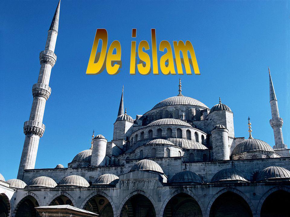 WIE IS ALLAH.Allah is het Arabische woord voor god.