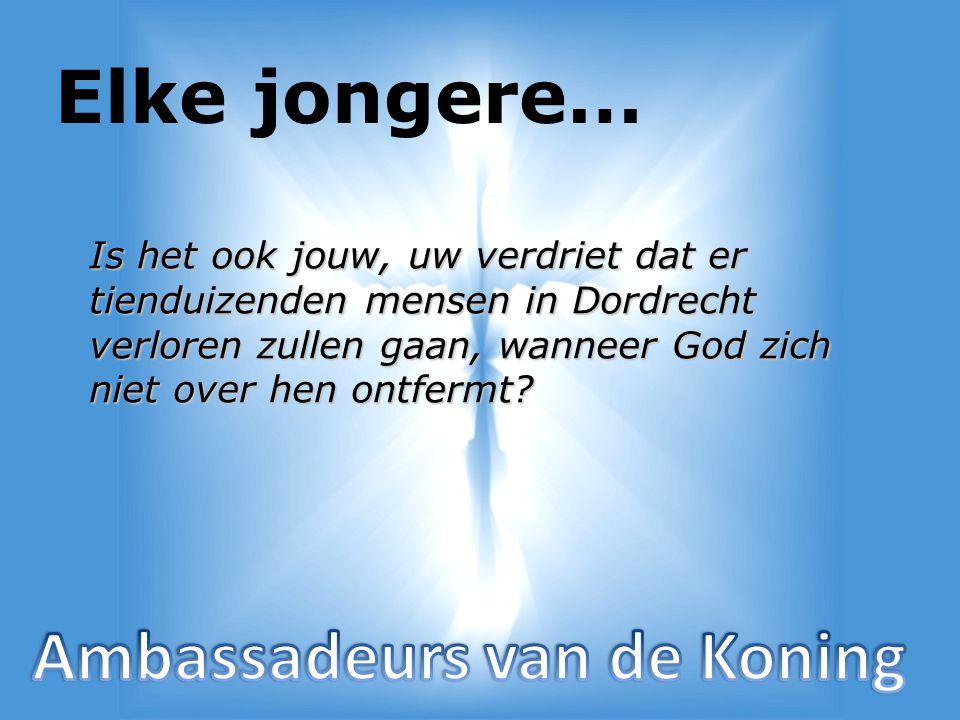 Visie tiener- en jeugdwerk Jozua 2008/2009 Elke jongere ontdekt (zijn of haar positie binnen) Gods Koninkrijk