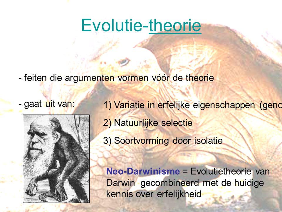 "Darwinisme •Charles Darwin 1809 – 1882 •1859 ""The origin of species"""