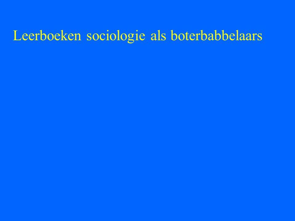 Sociologie en ontwikkelingsstudies zijn parallelle wetenschappen