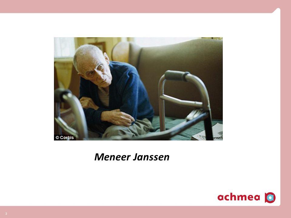 14 Vragen over wat dit voor meneer Janssen betekent?