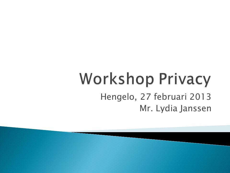  Waarom privacy . Toestemming vragen hoe doe je dat.