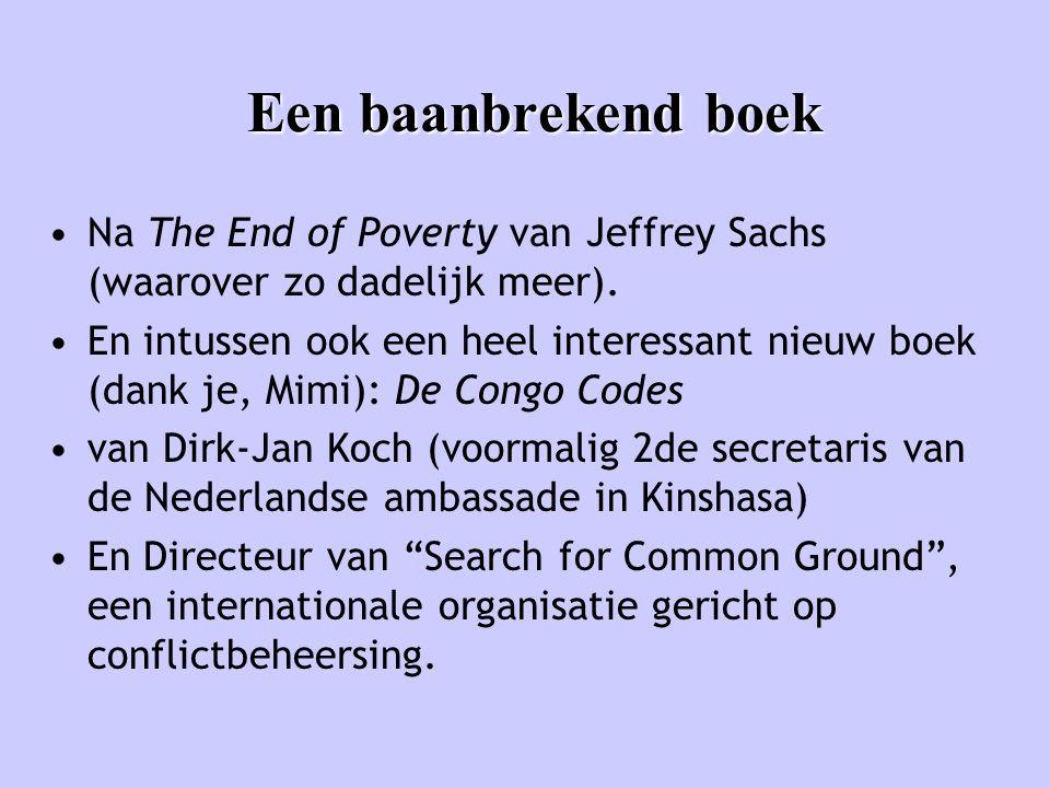 Nina Munk • The Idealist (New York, 2013).• Een 'biografie' van Jeffrey Sachs.