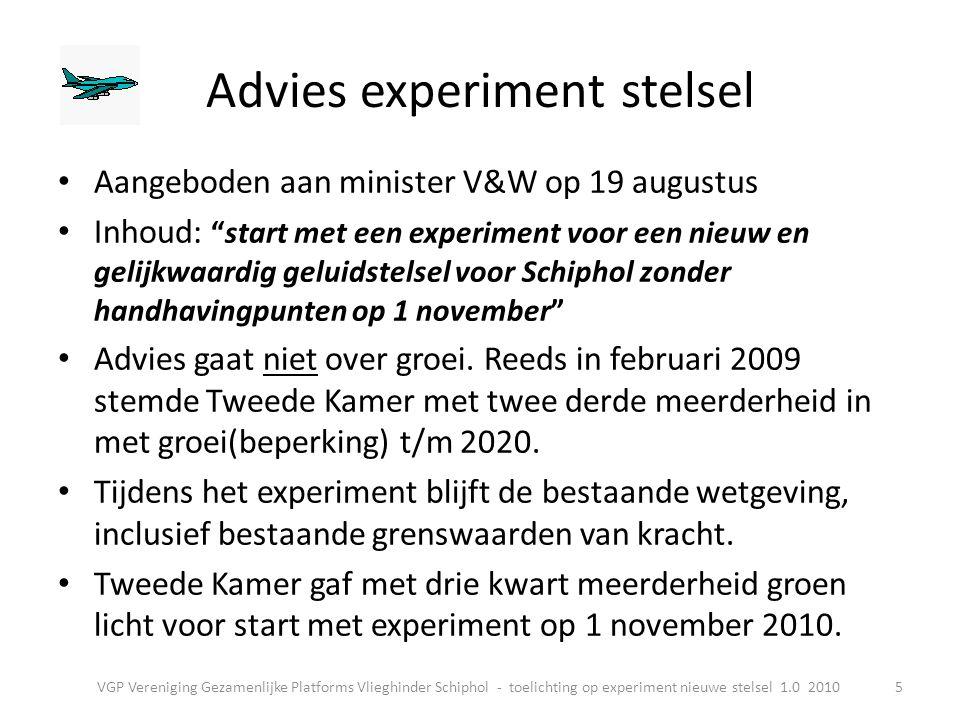 • 4 afspraken in advies (oktober '08) -selectieve groei: netwerkgebonden verkeer op Schiphol, ander verkeer voor zover nodig uitplaatsen -max.