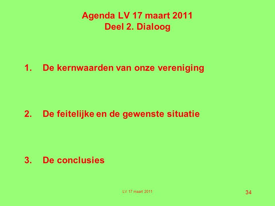 34 Agenda LV 17 maart 2011 Deel 2.