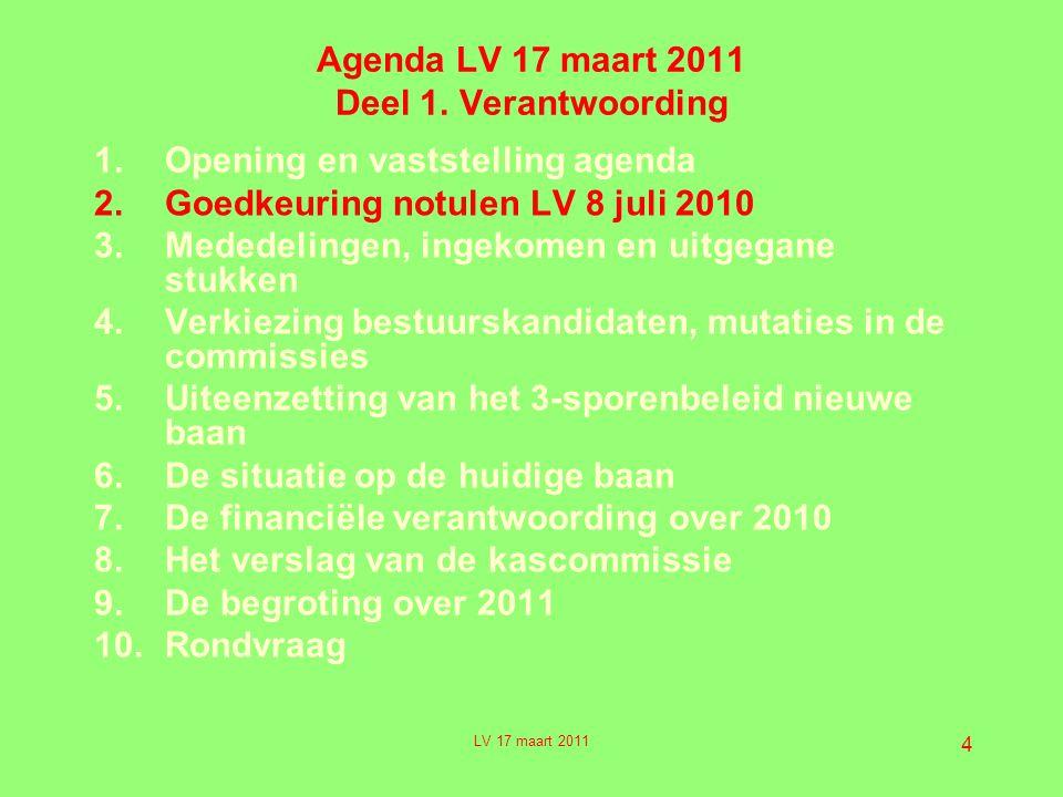 4 Agenda LV 17 maart 2011 Deel 1.