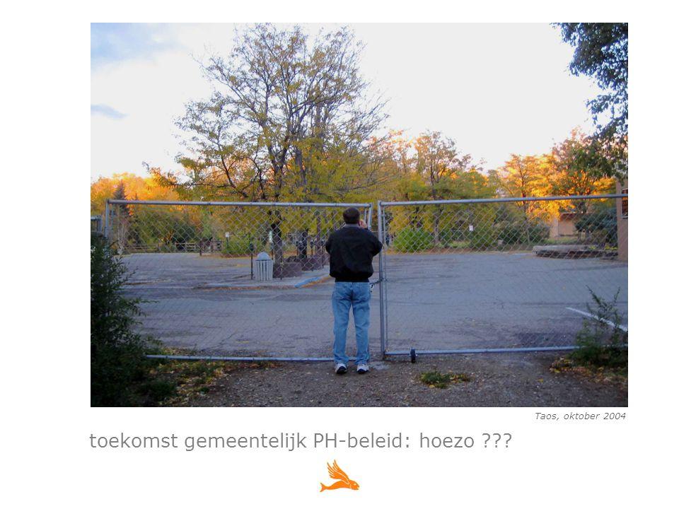 Praktijk op de Zuid-Hollandse Eilanden landelijk beleid > eis congruentie: opsplitsen GGD in 2-en > eis schaalgrootte: overname restanten door GGD Rotterdam en GGD Zuid Holland Zuid > gemeenten: voor veel meer geld veel minder invloed praktijk > kwaliteit: een van de beste van het land (IGZ 2003) > kosten: een van de goedkoopste van het land (GGD NL 2003) > veiligheid: convenant met hulpverleningsdienst > grootschalige taken: convenant met GGD-Rotterdam