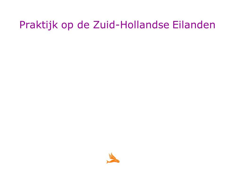 Praktijk op de Zuid-Hollandse Eilanden