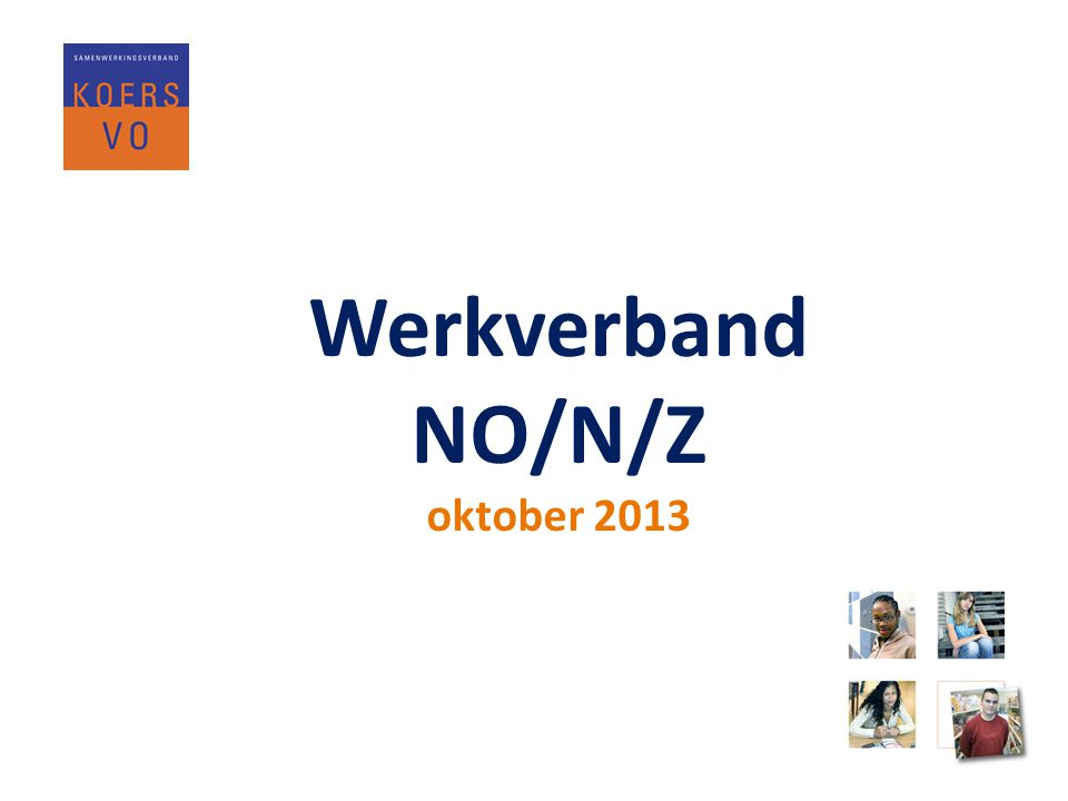 Werkverband NO/N/Z oktober 2013