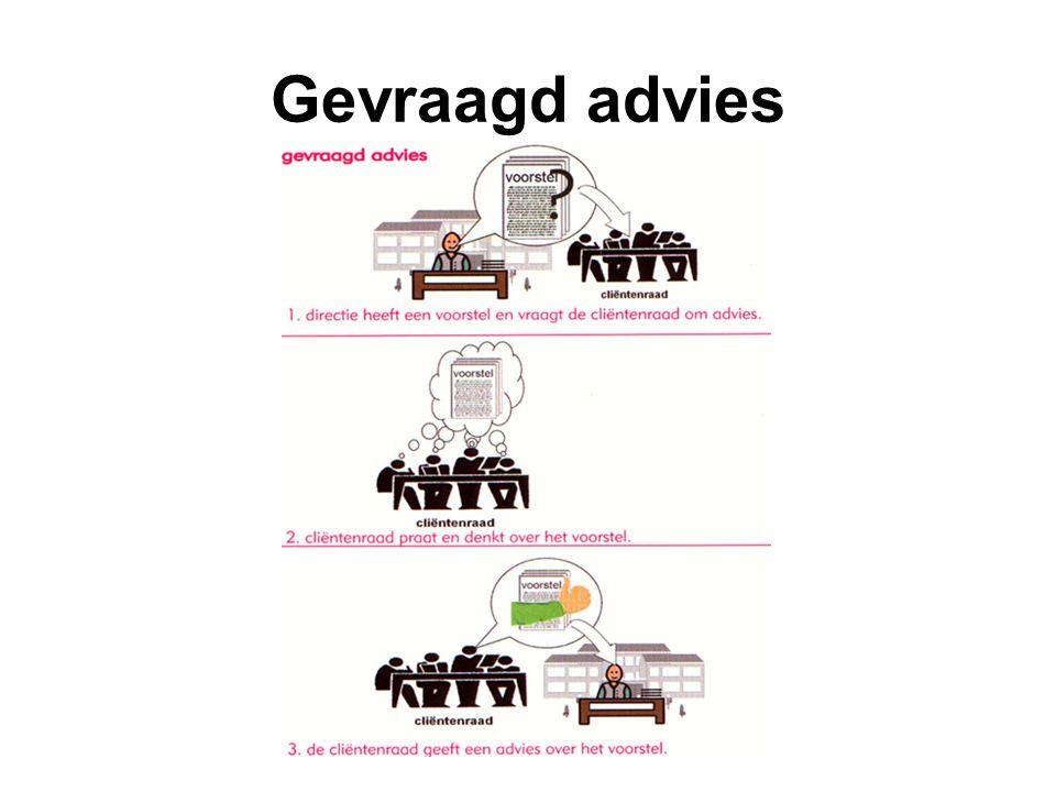 Gevraagd advies
