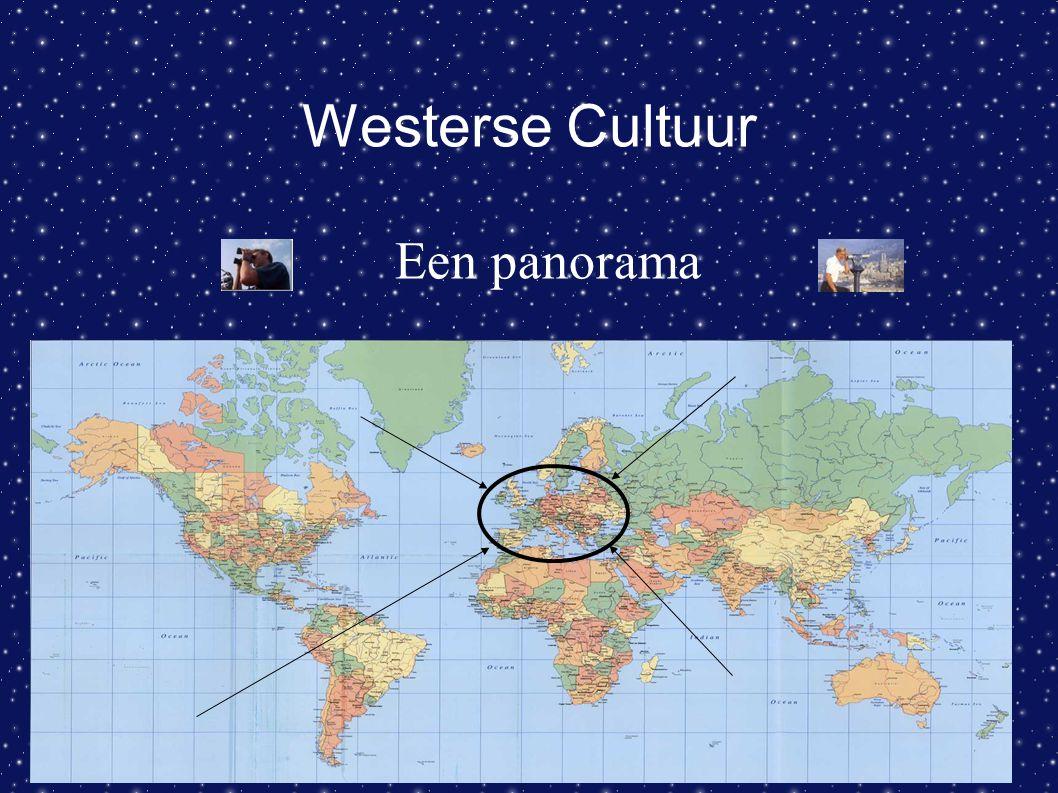 Westerse Cultuur Een panorama