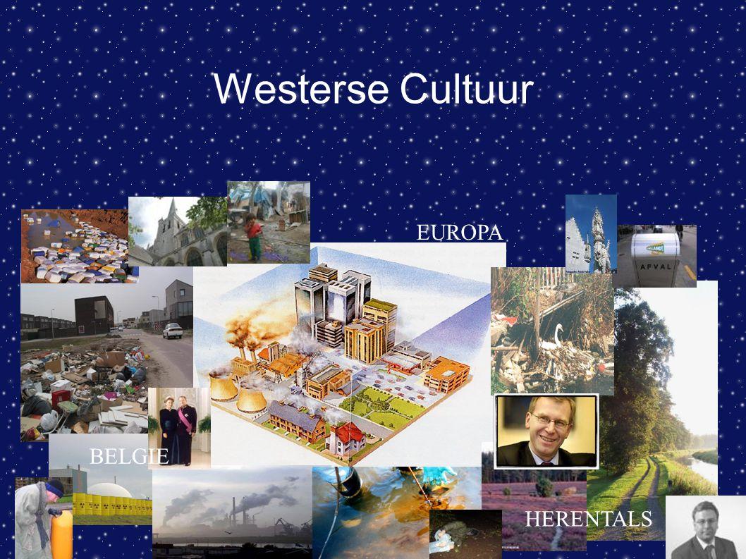 Westerse Cultuur EUROPA BELGIE HERENTALS