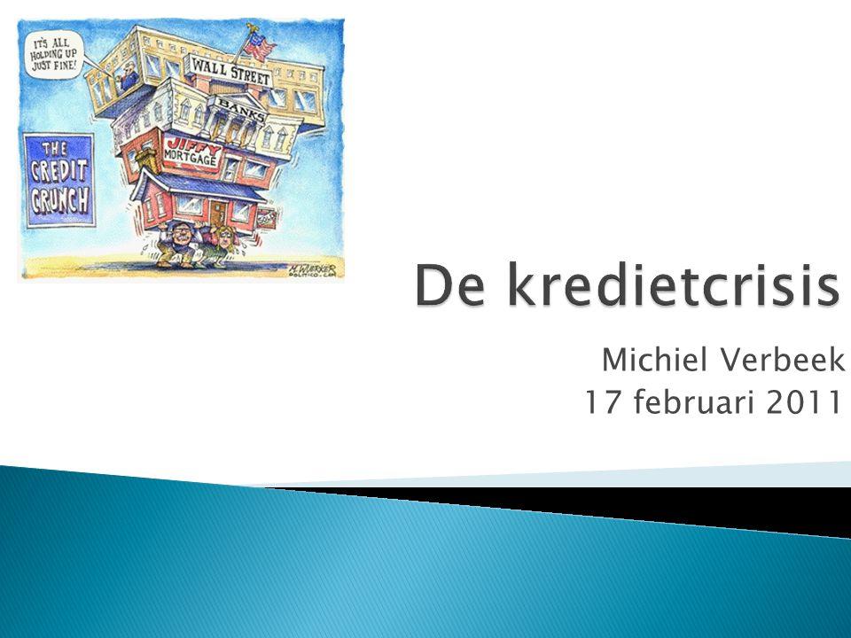 Michiel Verbeek 17 februari 2011