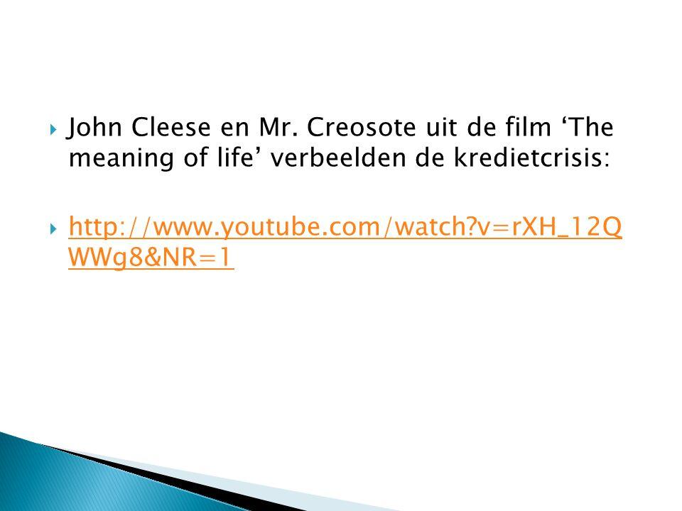  John Cleese en Mr.
