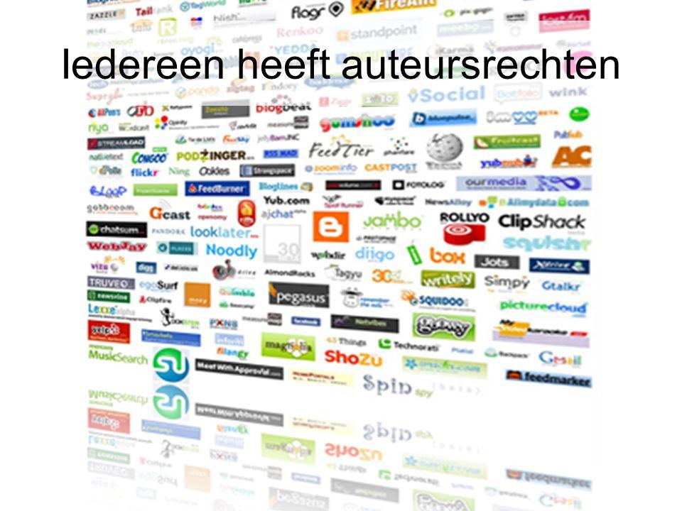 www.doenker.be Iedereen heeft auteursrechten