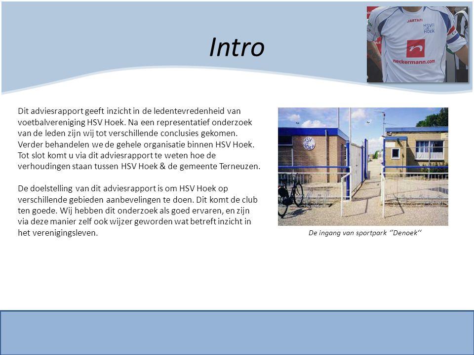 3.1 Ambtelijke relaties Wij adviseren HSV Hoek, beter te samenwerken met de gemeente Terneuzen.