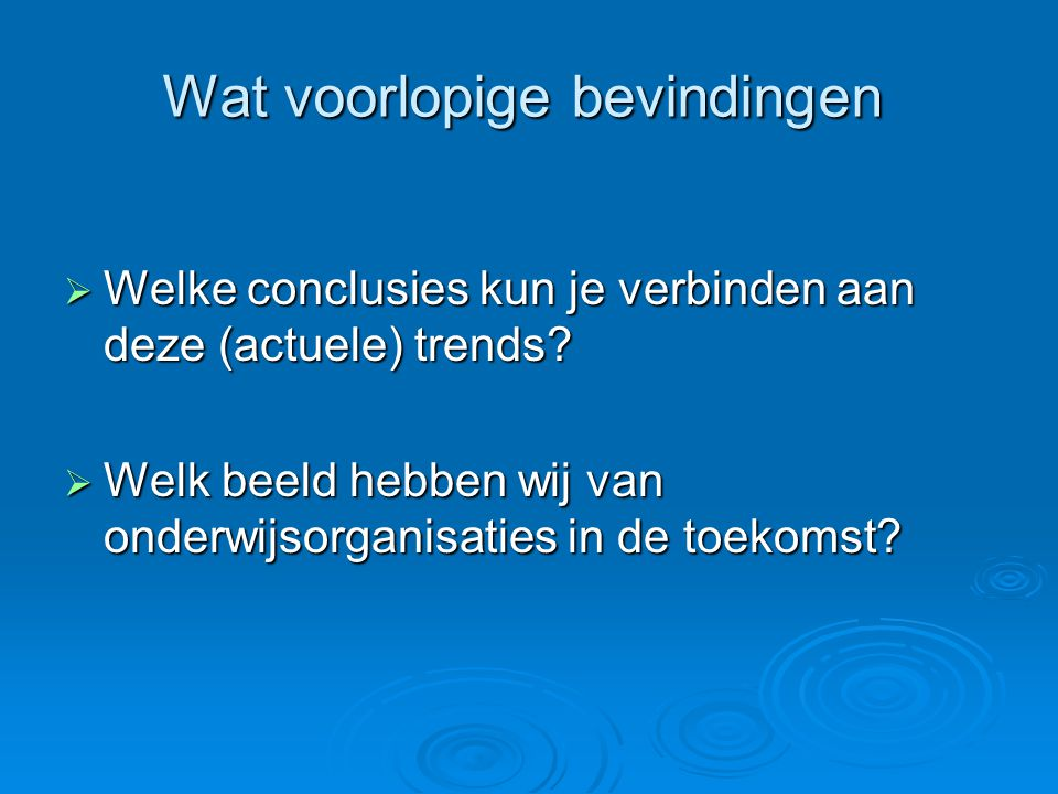 Drenthe College  Welk beeld heeft de samenleving van het Drenthe College.