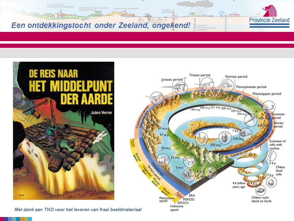 De Zeeuwse reis over de aarde: 'k heb getwijfeld over België Geologisch hebben we meer met België
