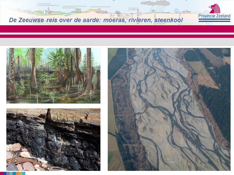 De Zeeuwse reis over de aarde: moeras, rivieren, steenkool