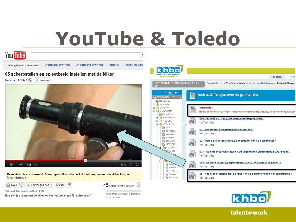 YouTube & Toledo