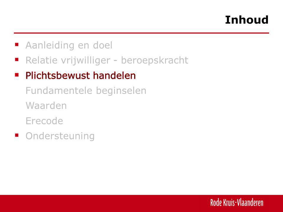  Iedere hiërarchische entiteit is verantwoordelijk voor interne controle binnen zijn verantwoordelijkheidsgebied  Voor de 250 Vlaamse afdelingen is een lijst opgesteld met controlepunten voor 'zelfevaluatie'.