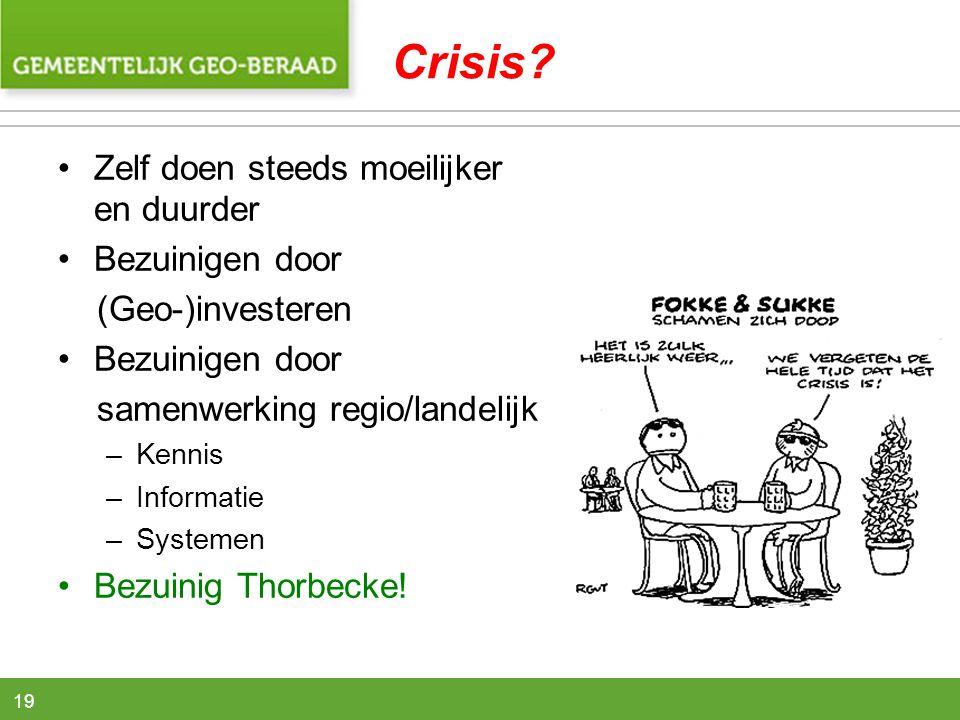 19 Crisis.