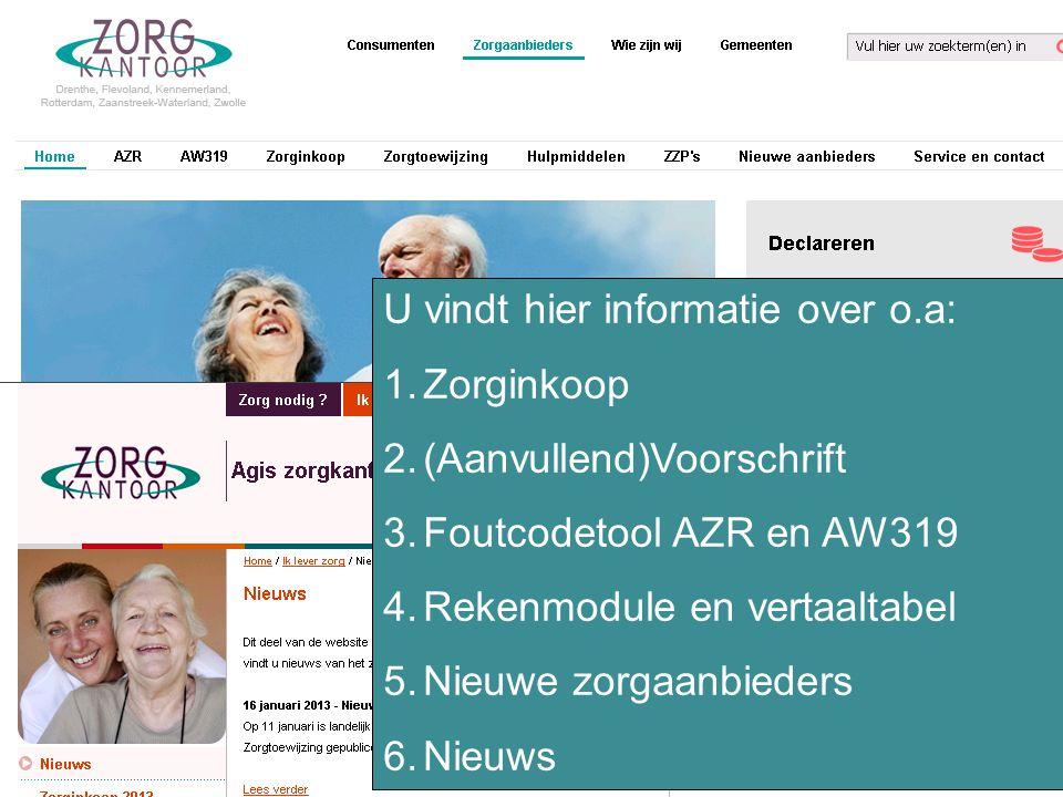 www.zorgregistratie.nl