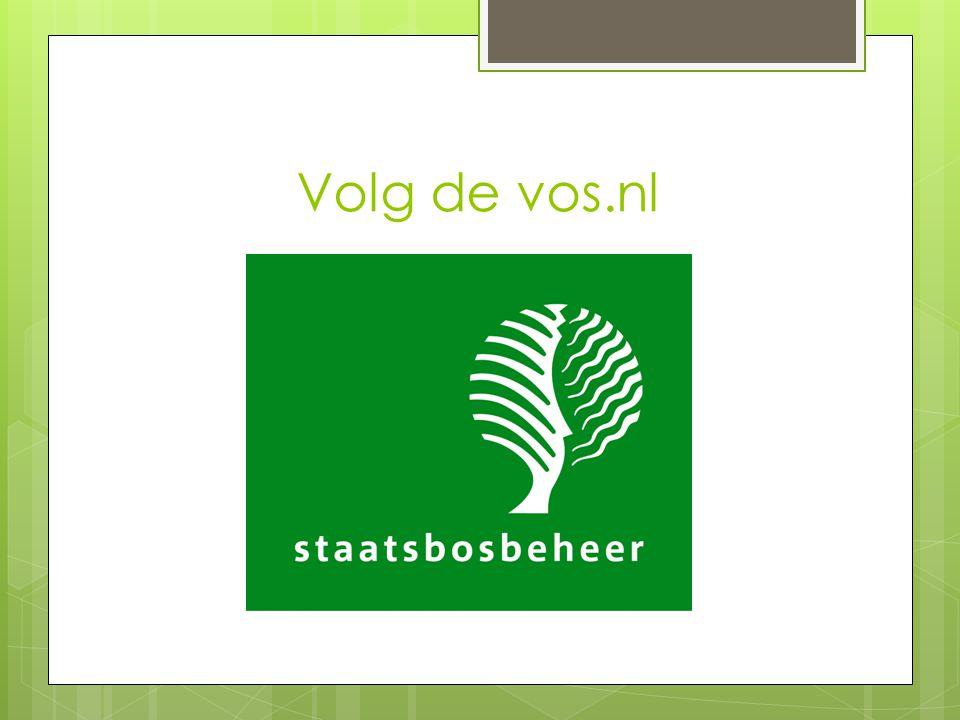 Volg de vos.nl
