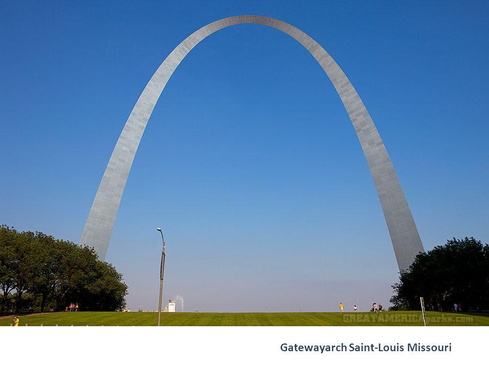Gatewayarch Saint-Louis Missouri
