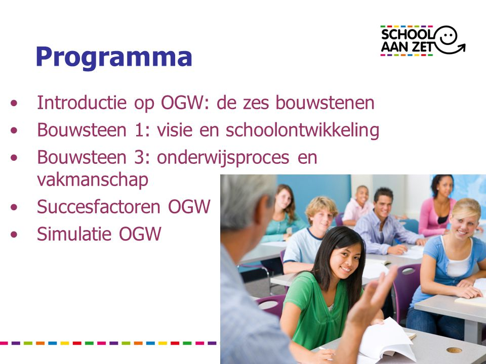 Wat is OGW.