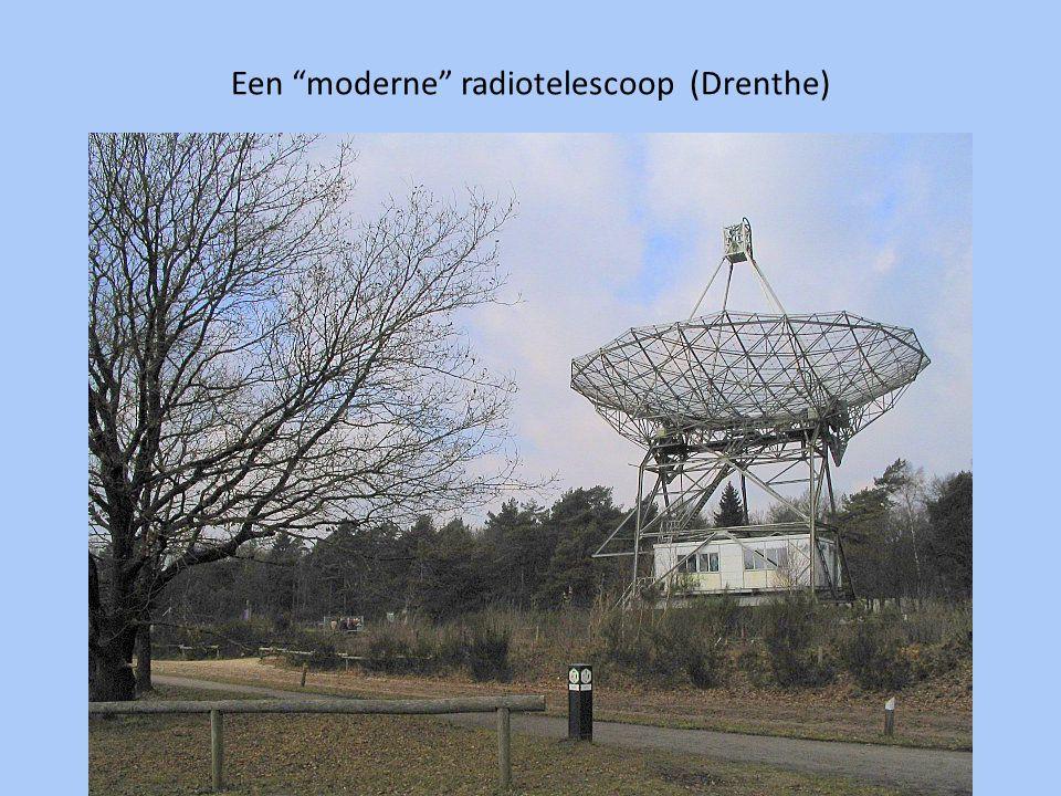 """Een """"moderne"""" radiotelescoop (Drenthe)"""