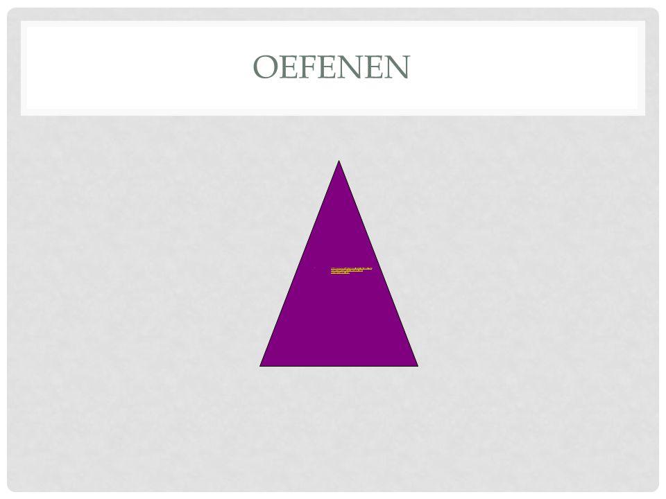 OEFENEN • http://www.jufmelis.nl/woordsoorten/Aanwijze nd-Voornaamwoord/Aanwijzend- voornaamwoord-1 http://www.jufmelis.nl/woordsoorten/Aanwijze nd-Vo