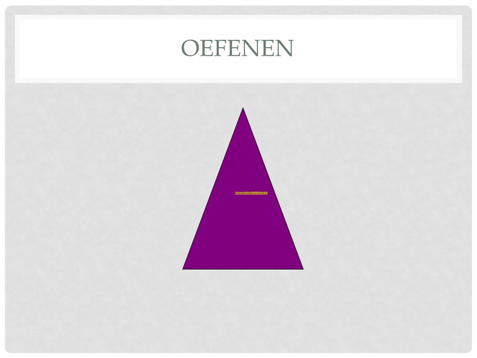 OEFENEN • http://www.jufmelis.nl/woordsoorten/Aanwijzend- Voornaamwoord/Aanwijzend-voornaamwoord-1 http://www.jufmelis.nl/woordsoorten/Aanwijzend- Voo