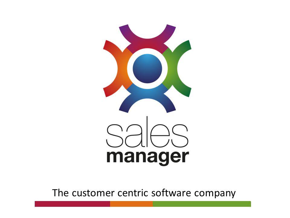Wie is SalesManager • Sinds 1989 • Klanten > 600 • Gebruikers > 30.000 • Hoofdkantoor Nederland • Specialisme CRM, ERP, Project en Service Management • Web, Windows en Mobile Oplossingen