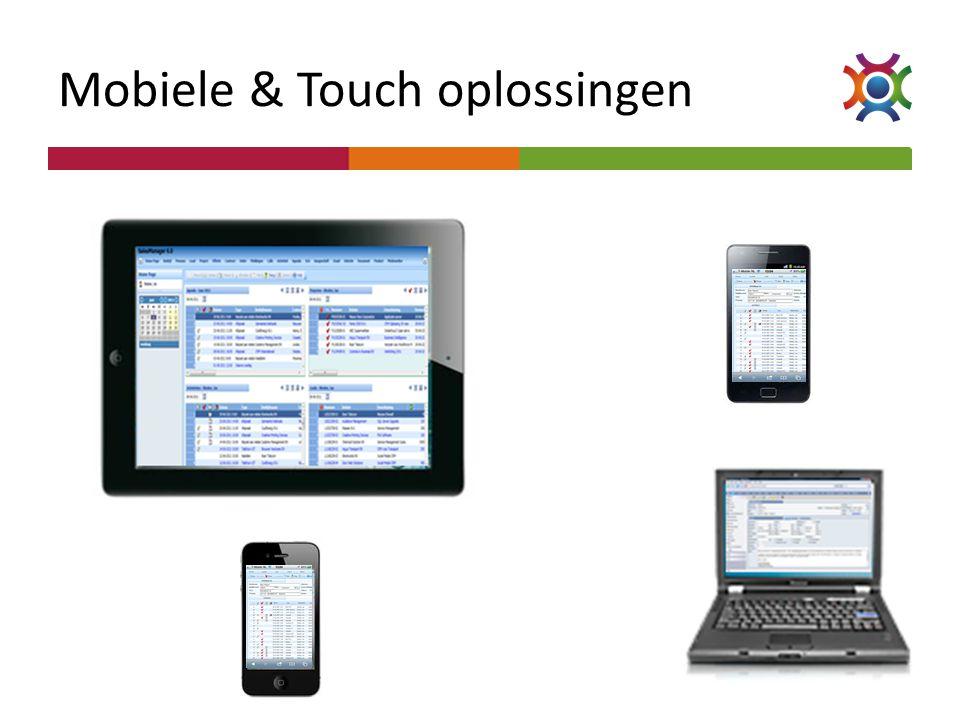 Mobiele & Touch oplossingen