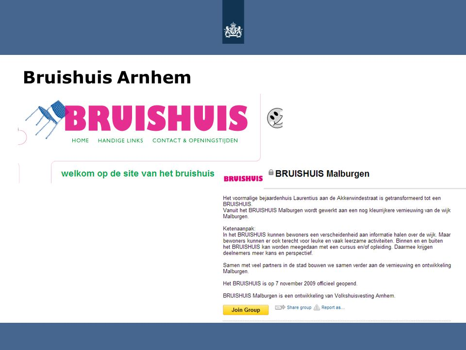 Bruishuis Arnhem