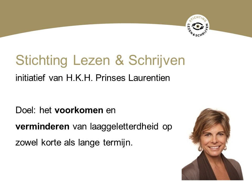 Vraag Hoeveel laaggeletterden tussen 16 en 74 jaar zijn er in Nederland.
