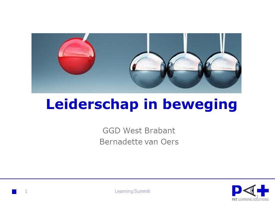 Trots  GGD West Brabant en PAT Learning Solutions zijn trots op het partnership dat zij met elkaar zijn aangegaan.